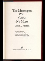 The Messengers Will Come No More (Signed copy)