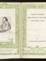 Goblin Market, The Prince's Progress & Other Poems