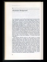 The Abyssinian Crisis (Signed copy)