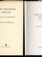 Four Philip Marsden Books, two signed