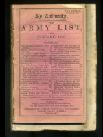 The Army List (1847) and The Navy List (1846)
