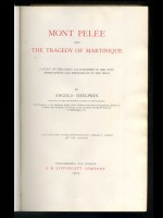 Mont Pelee and the Tragedy of Martinique