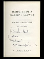 Memoirs of a Radical Lawyer (Signed copy)