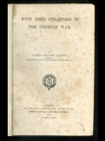 With Lord Stratford in the Crimean War (Signed copy)