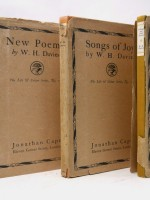 Songs of Joy; New Poems; and Foliage and other poems