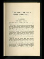 The Mysterious Miss Morrisot