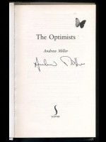 Four Andrew MIller signed first editions