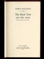 The Black Tent and other stories (Signed copy)
