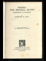 Where the Mistral Blows (Signed copy)