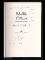 Babel Tower (Signed copy)