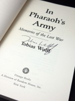 In Pharaoh's Army (Signed copy)