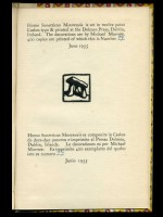 Homo Sonetticus Moorensis (Signed copy)