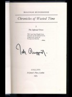 Chronicles of Wasted Time (Signed copy)
