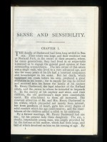 Sense and Sensibility, and Persuasion