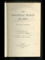 The Theatrical World for 1895