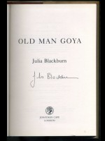Old Man Goya (Signed copy)