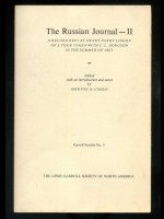 Lewis Carroll / Russian Journal, Morton Cohen's working copy