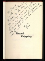 Thumb Tripping (Signed copy)
