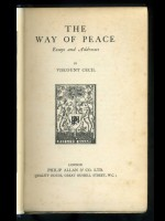 The Way of Peace, Essays and Addresses