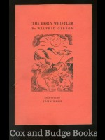 The Early Whistler | Wilfred Gibson | £17.00