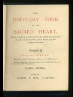 The Birthday Book of the Sacred Heart