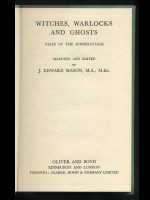 Witches, Warlocks and Ghosts