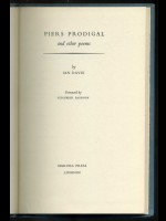 Piers Prodigal and other poems (Signed copy)