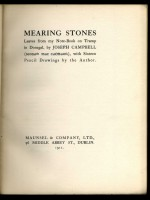 Mearing Stones