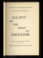 All-Out on the Road to Smolensk (Signed copy)
