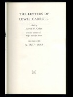 The Letters of Lewis Carroll