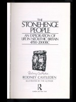 The Stonehenge People (Signed copy)