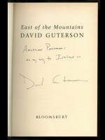 East of the Mountains (Signed copy)