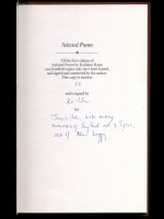 Selected Poems (Signed copy)