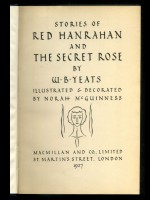 Stories of Red Hanrahan and The Secret Rose