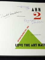 AHH2, Love the Art Hate (Signed copy)