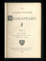 The Handy Volume Shakespeare