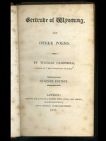 Gertrude of Wyoming and other poems (Signed copy)