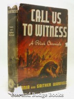 Call Us to Witness, A Polish Chronicle (Signed copy)