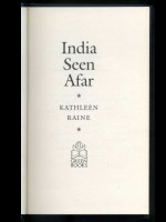 India Seen Afar (Signed copy)
