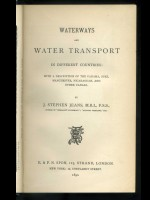 Waterways and Water Transport in Different Countries