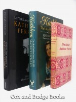 Three books about contralto Kathleen Ferrier