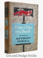 From a View to a Death | Anthony Powell | £15.00