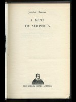 A Mine of Serpents