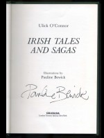 Irish Tales and Sagas (Signed copy)