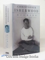 Christopher Isherwood, Diaries. Vol 1: 1939–1960 (Signed copy)