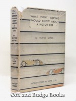 What Every Woman Should Know about Motor Car | Hunter Eaton | £30.00