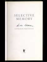 Selective Memory; An Autobiography (Signed copy)