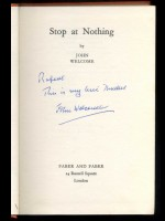 Stop at Nothing (Signed copy)