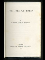 The Tale of Balen