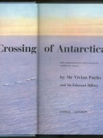 The Crossing of Antarctica (Signed copy)